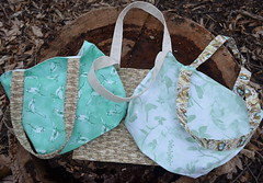 Nature Bags for Treasures