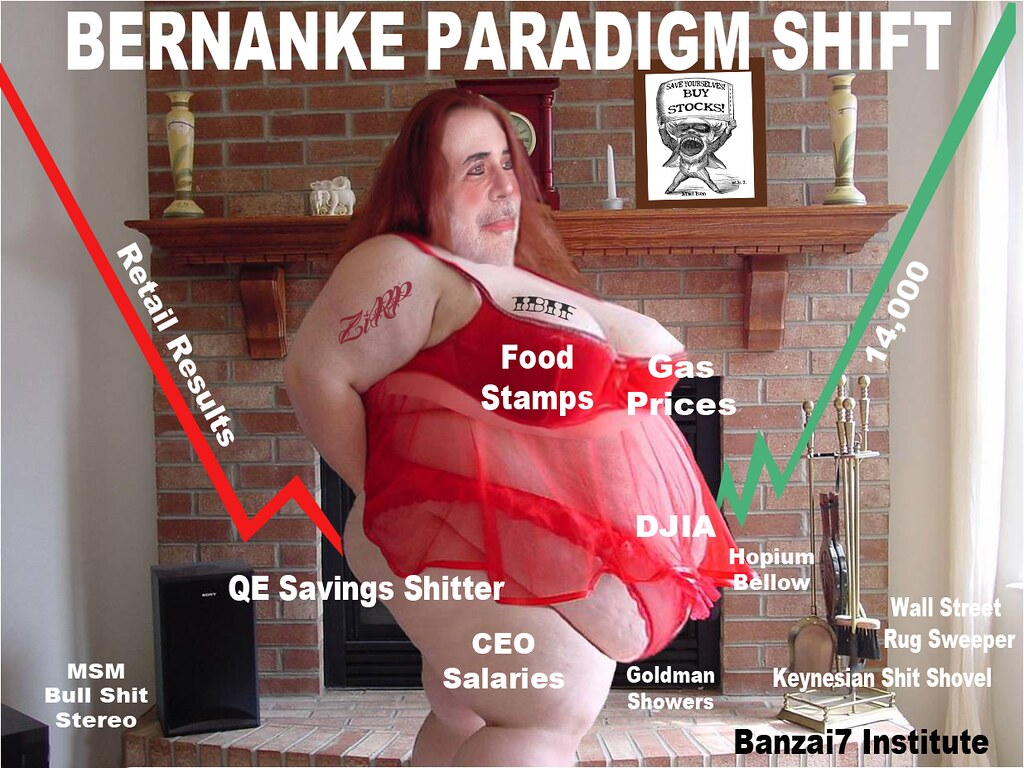 THE BERNANKE PARADIGM SHIFT