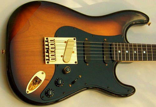 Haywire Custom Guitars Stratotelia-Rick1