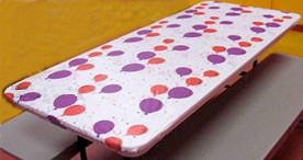 6 Foot Long Plastic Elastic Table Covers For Sale Anywhere In The US