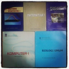 Semester 1 - Statistika UT