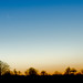 Comet Pan-STARRS, Ottawa, Canada, March 15, 2013