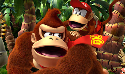 Donkey Kong Country Returns 3D Swinging onto Nintendo 3DS in May