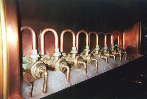 The grant at Anchor Brewing