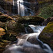 Falls Branch Falls by abanakas