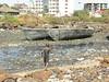 Conakry beach more and more resembles a dump site. This is where in 2012 coastal fishermen are believed to have passed on the cholera bacteria. Cholera is transmitted via contaminated water or food.  It is extremely deadly if left untreated. If treated rapidly with oral rehydration salts, 80% of patients get cured.   ‾‾‾‾‾‾‾‾‾‾‾‾‾‾‾‾‾‾‾‾‾‾‾‾‾‾ La plage de Conakry ressemble de plus en plus à une décharge. C'est ici que des pêcheurs auraient apporté la bactérie du choléra en 2012. Le choléra se transmet par de l'eau ou de la nourriture contaminée. Il s'agit d'une maladie mortelle si elle n'est pas traitée. Si elle est prise en charge rapidement avec des sels de réhydratation orale, le taux de guérison est de 80 %.   Photo credit: Cyprien Fabre.
