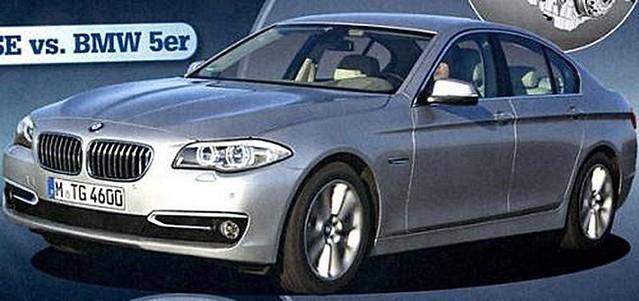 BMW 5 2014