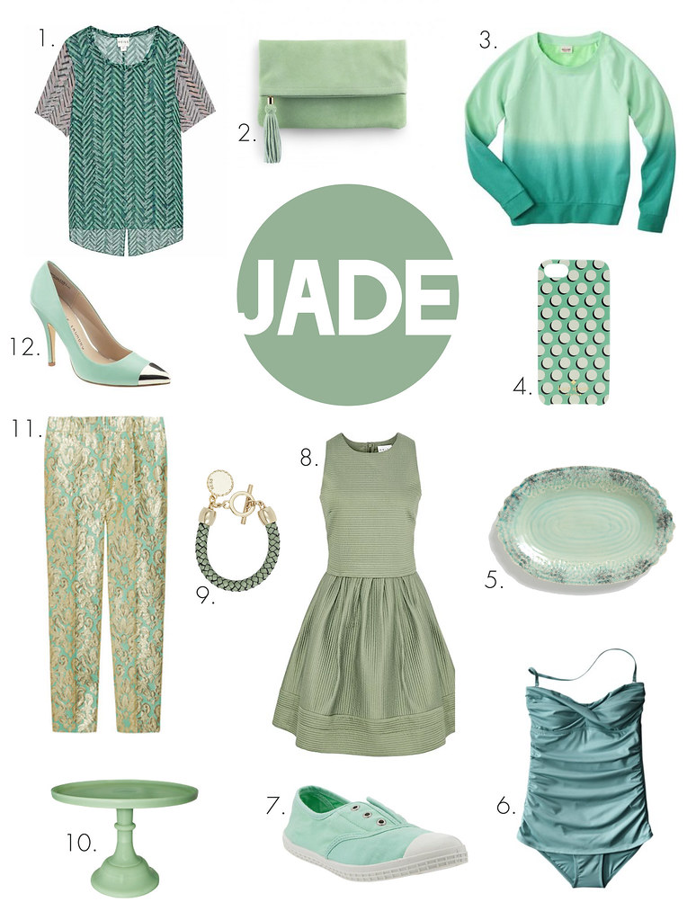 jade get the look julip made
