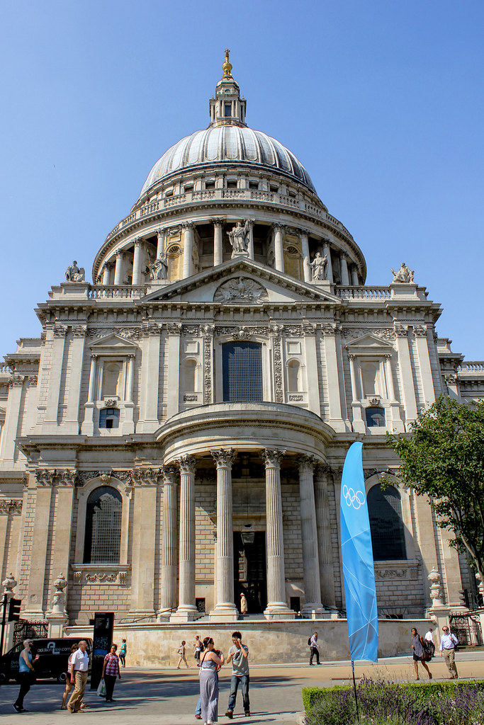 St Paul's Cathedral de Londres