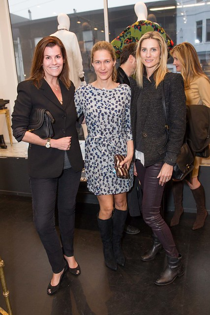 Meredith Levy, Nina Stanford, Alice Cahan