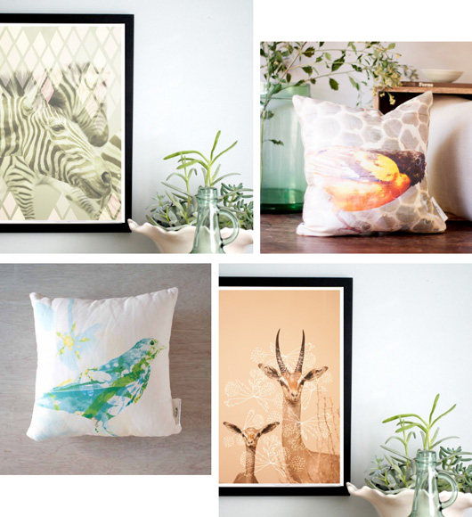 Spring Inspired Home Decor By Michelle Smith