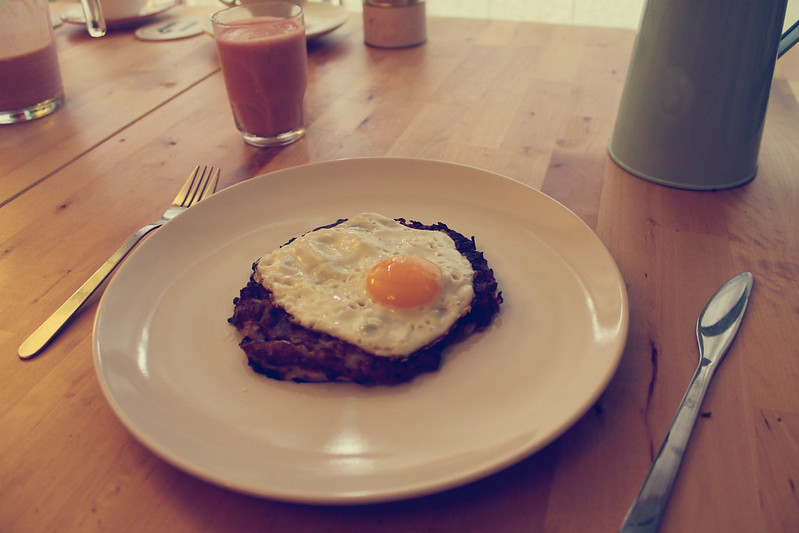 Breakfast Rosti