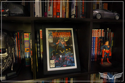 The Establishing Shot: MARVEL WOLVERINE #1 SIGNED BY CHRIS CLAREMONT by Craig Grobler