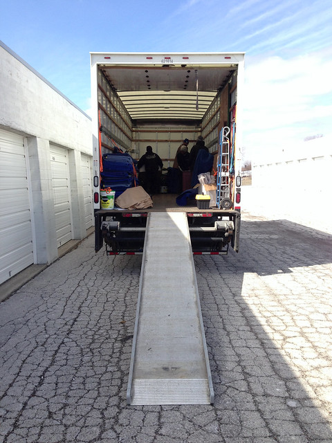 Moving Truck Perspective