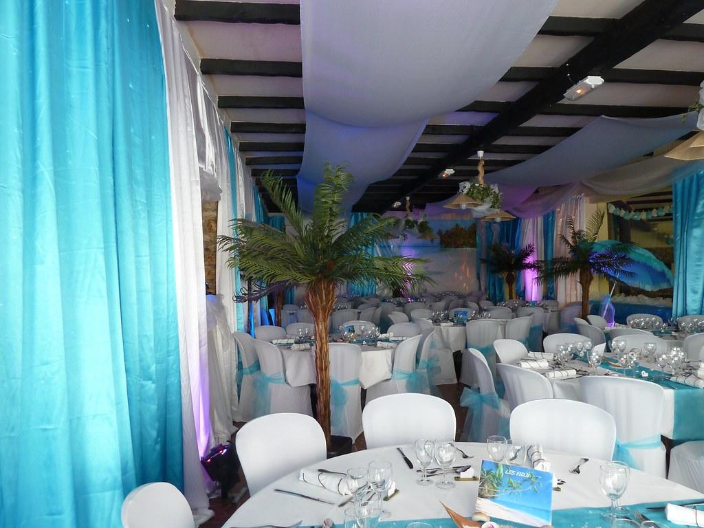 Déco tentures salle mariage décoratrice mariage paris et