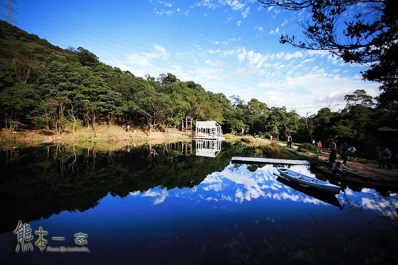 新山夢湖|熱門外拍婚紗攝影景點