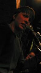 Annika Blanke textstrom Poetry Slam Wien
