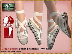 Bliensen - Urban Ballet - white