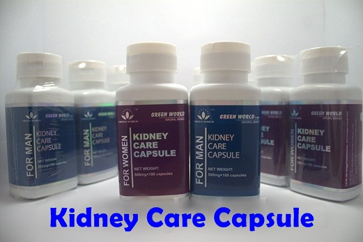 Kidney Care Capsule For Man and Women