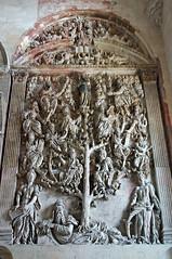 Arbre de Jessé sculpté