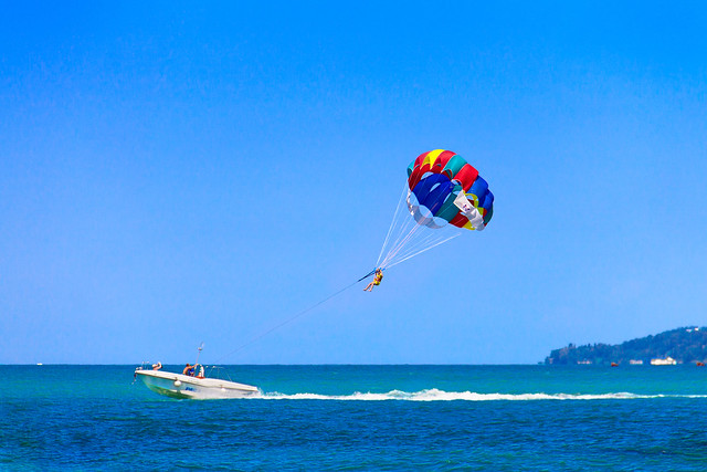 5 Watersports Package Calangute Beach