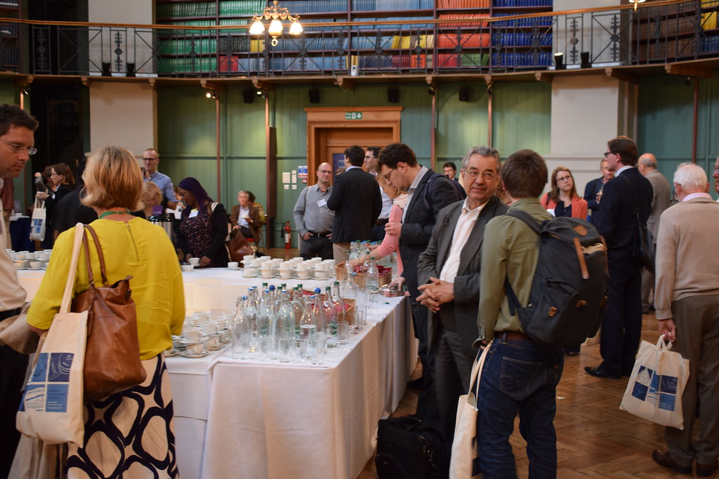 UACES 2016 London - coffee break Monday 5 September