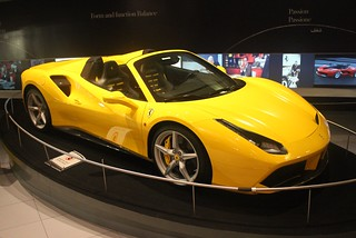 Image of Ferrari World. ferrari ferrariworld abudhabi car automobile tenso laferrari styling model prototype