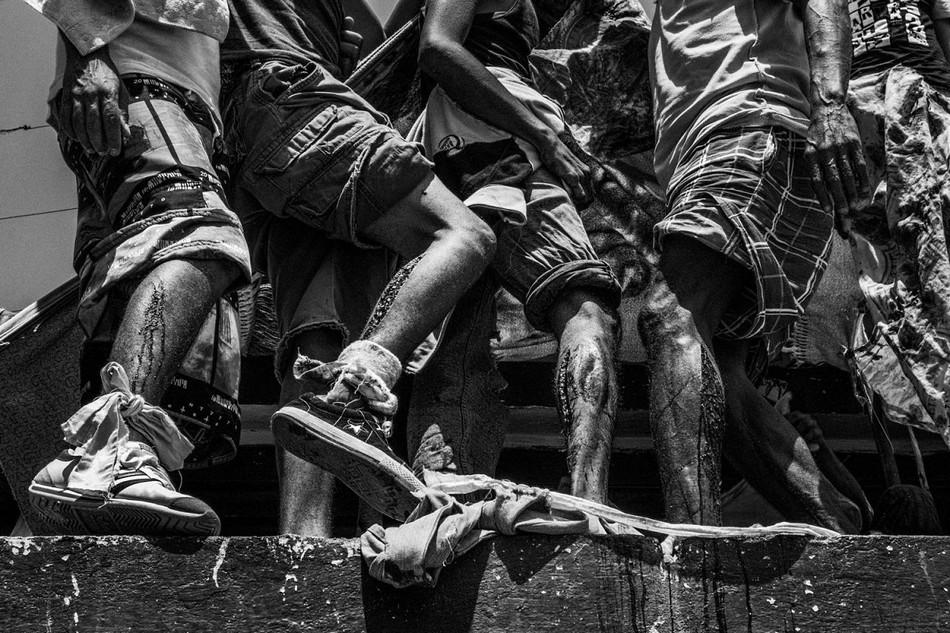 邊緣文化/委內瑞拉最危險監獄—牆內的混沌與罪惡18