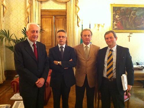 Incontro Ministro Catania