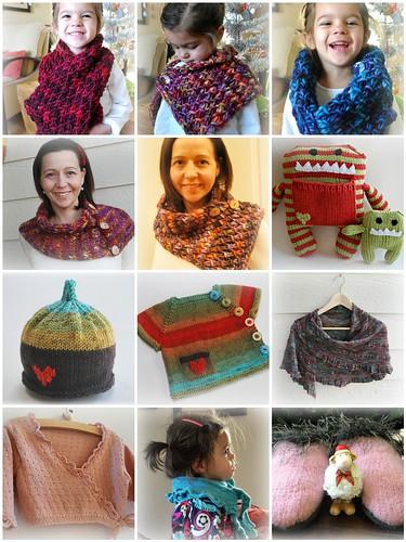 2012 gift knits