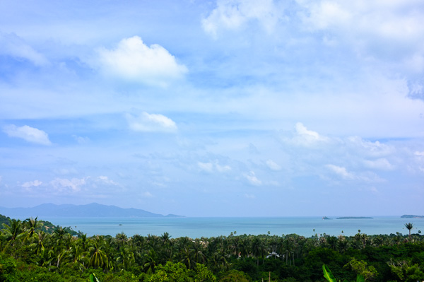 Sea View at Ubuntu Restaurant, Mantra Samui Boutique Resort & Spa