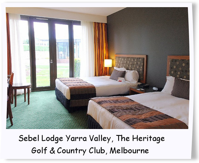 Sebel Lodge Yarra Valley, The Heritage Golf & Country Club