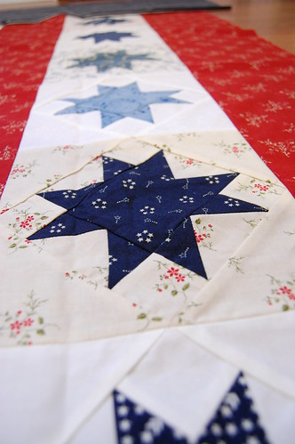 Crystal's Stars & Banners quilt
