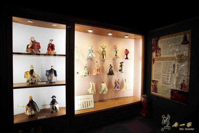 袖珍博物館|台北捷運松江南京站景點