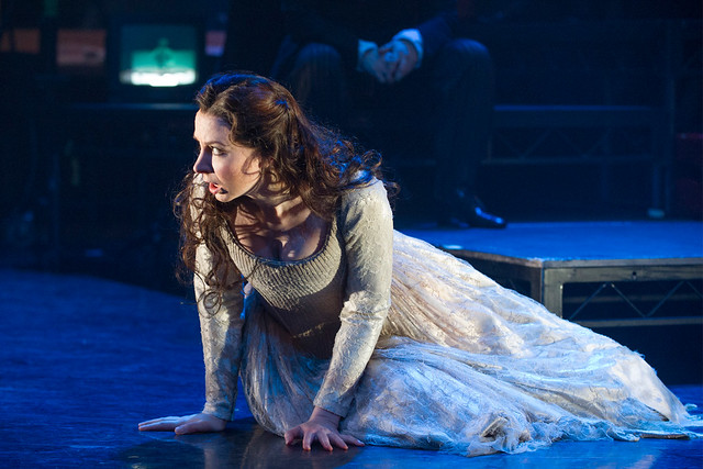 Justina Gringyte as Donna Elvira in Don Giovanni in the JPYA Summer Showcase © ROH / Richard H Smith 2012