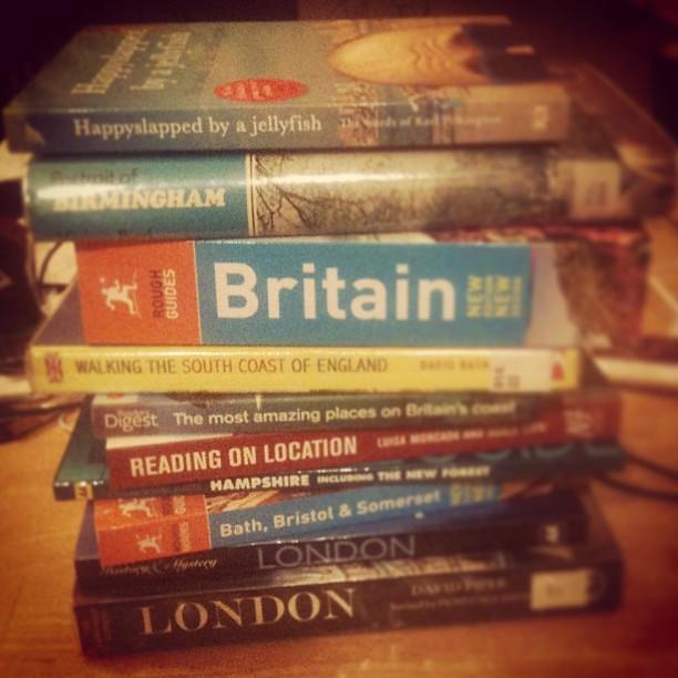 Lecturas sobre el Reino Unido
