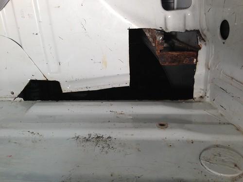 Wheel Arch Repairs