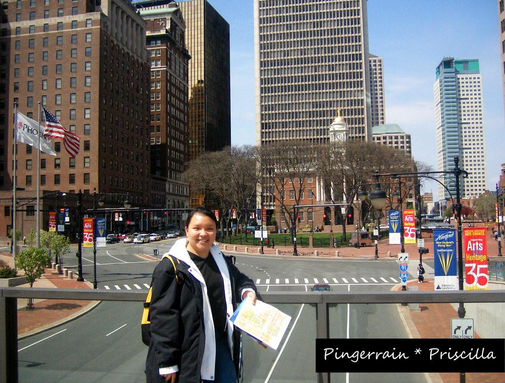 Me in Hartford, CT