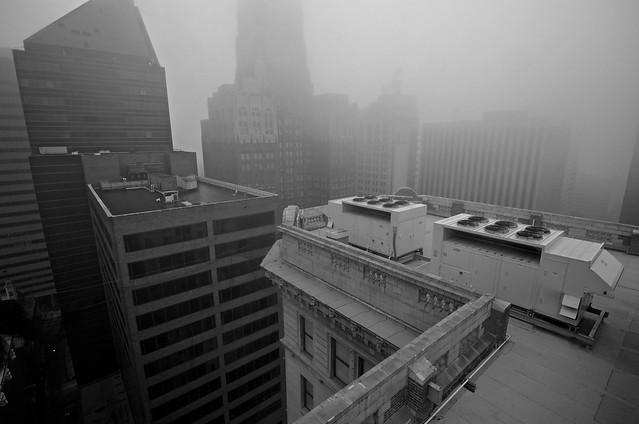 Fog topping