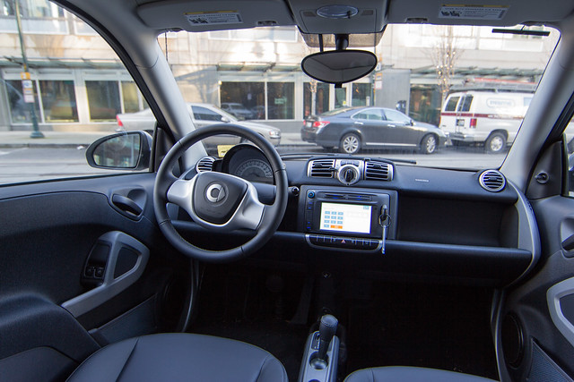 Smart Fortwo: Car2Go Configuration