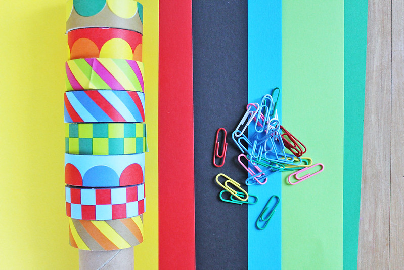 How To Make A Paper Helicopter - Babble Dabble Do