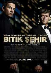 Bitik Şehir - Broken City (2013)