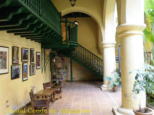 Hostal Conde   Villanueva_1