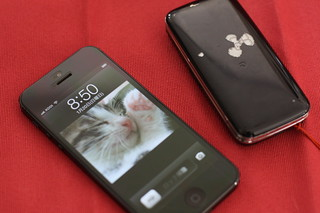 iPhone5 and S002