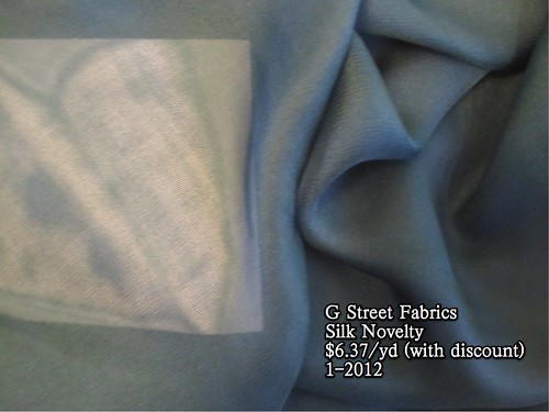 G Street 1-2013