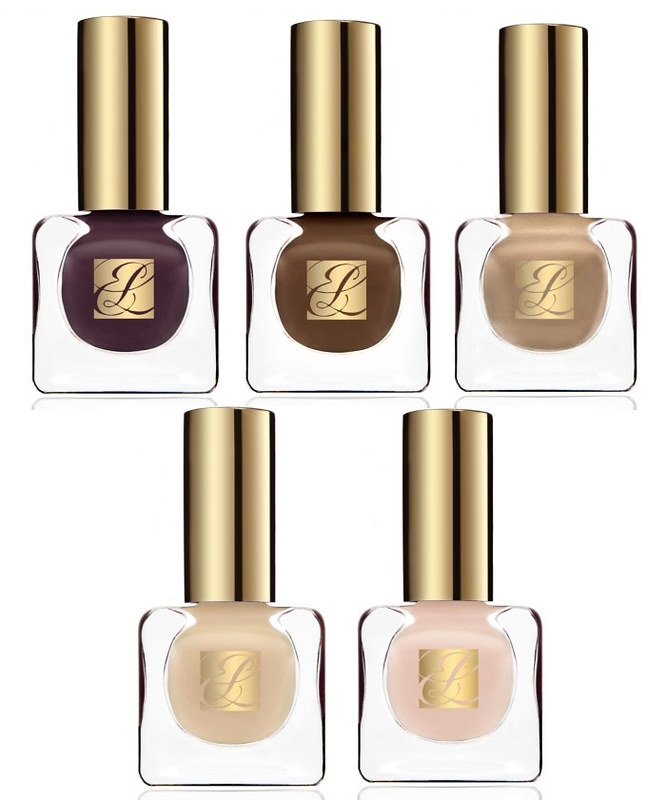 Estee Lauder Pure Color Nail Lacquer French Nudes Collection | News ...