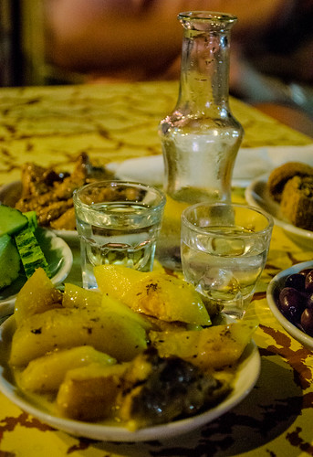 Raki and Mezes!