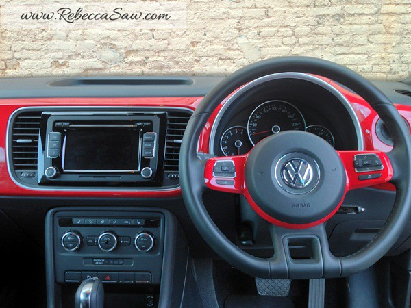 VOLKSWAGEN The Beetle 1 2 TSI review - rebecca saw-012