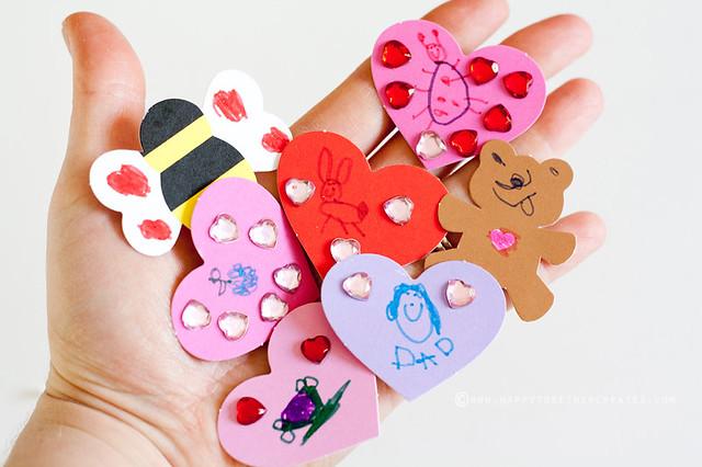 Kiwi Crate Valentines