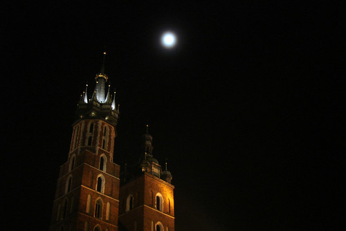 Krakow by night #10